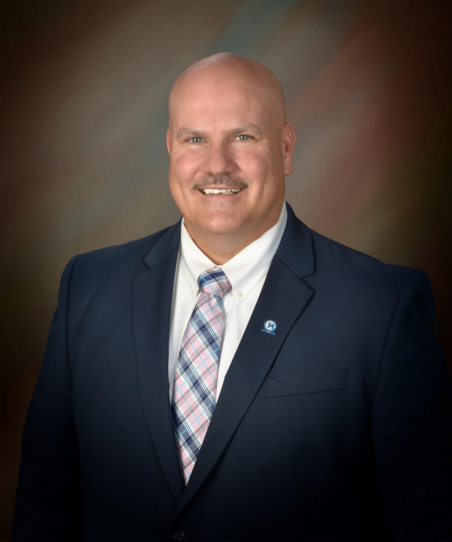Dr. Mark Scott-Superintendent