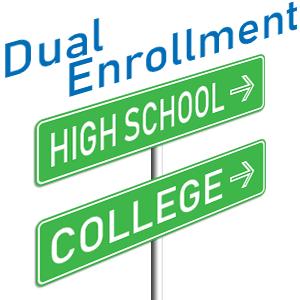 Dual Enrollment email information
