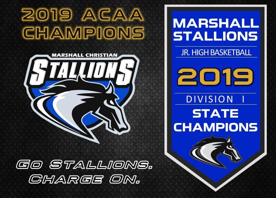 2019 Champion Poster
