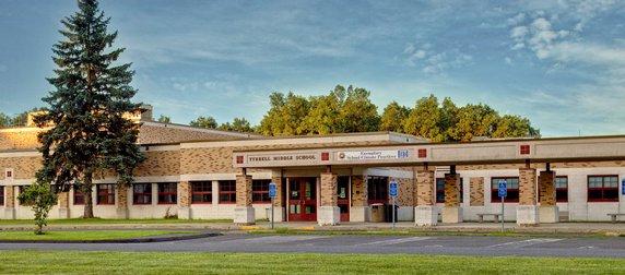 Tyrrell Middle School