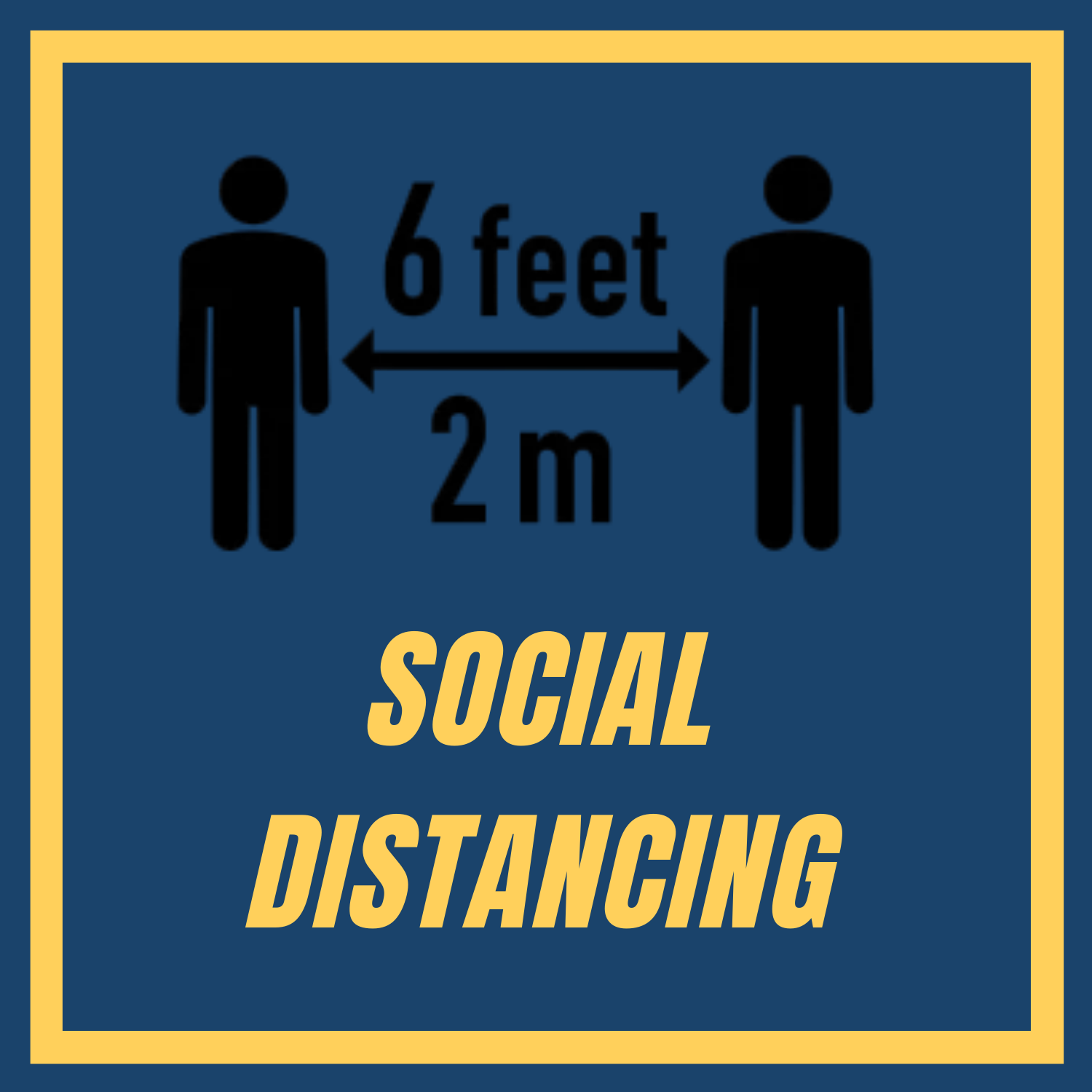 Social Distancing Definition