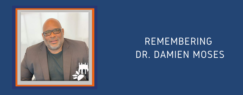 Dr. Damien Moses
