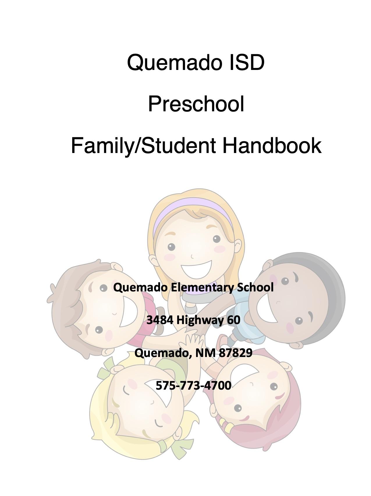 ISD#2 Pre-School Handbook