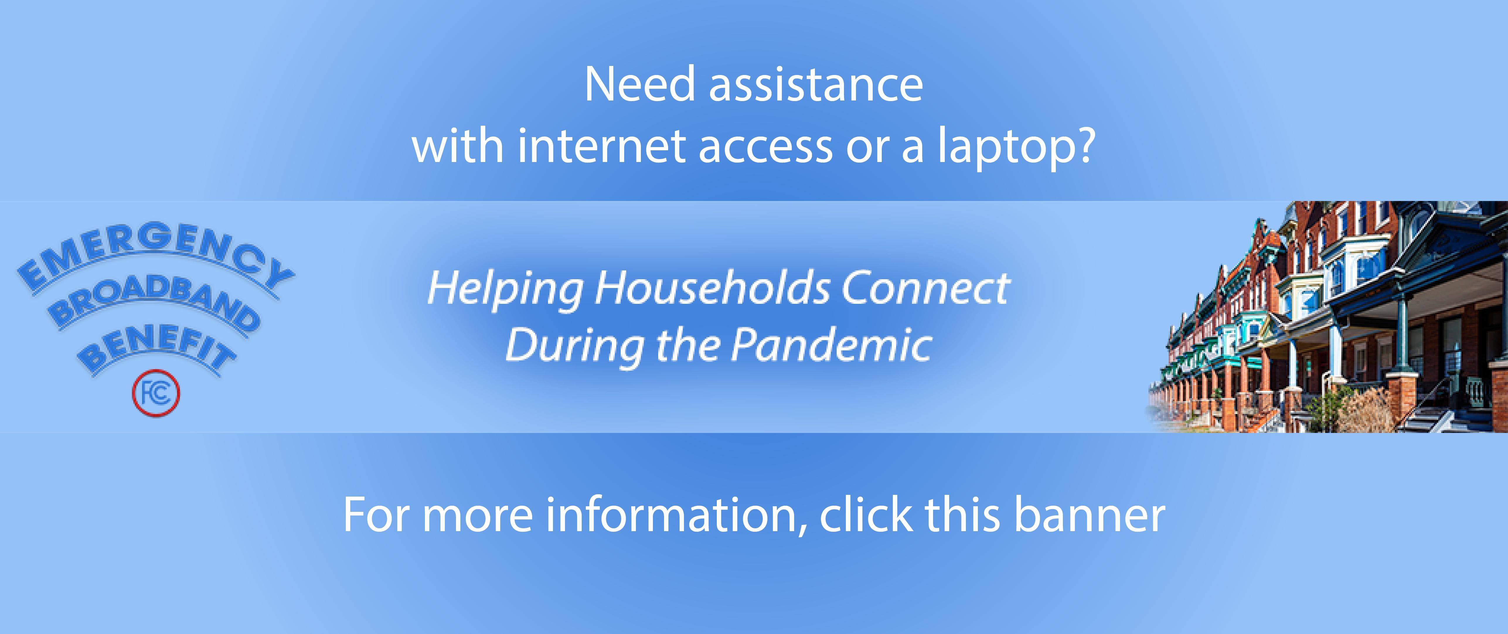 internet assistance link