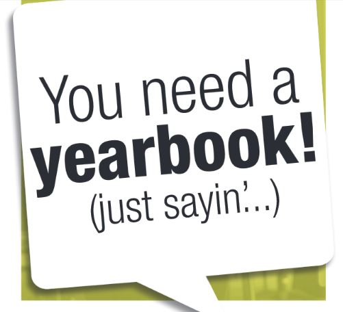 You Need a Yearbook promo
