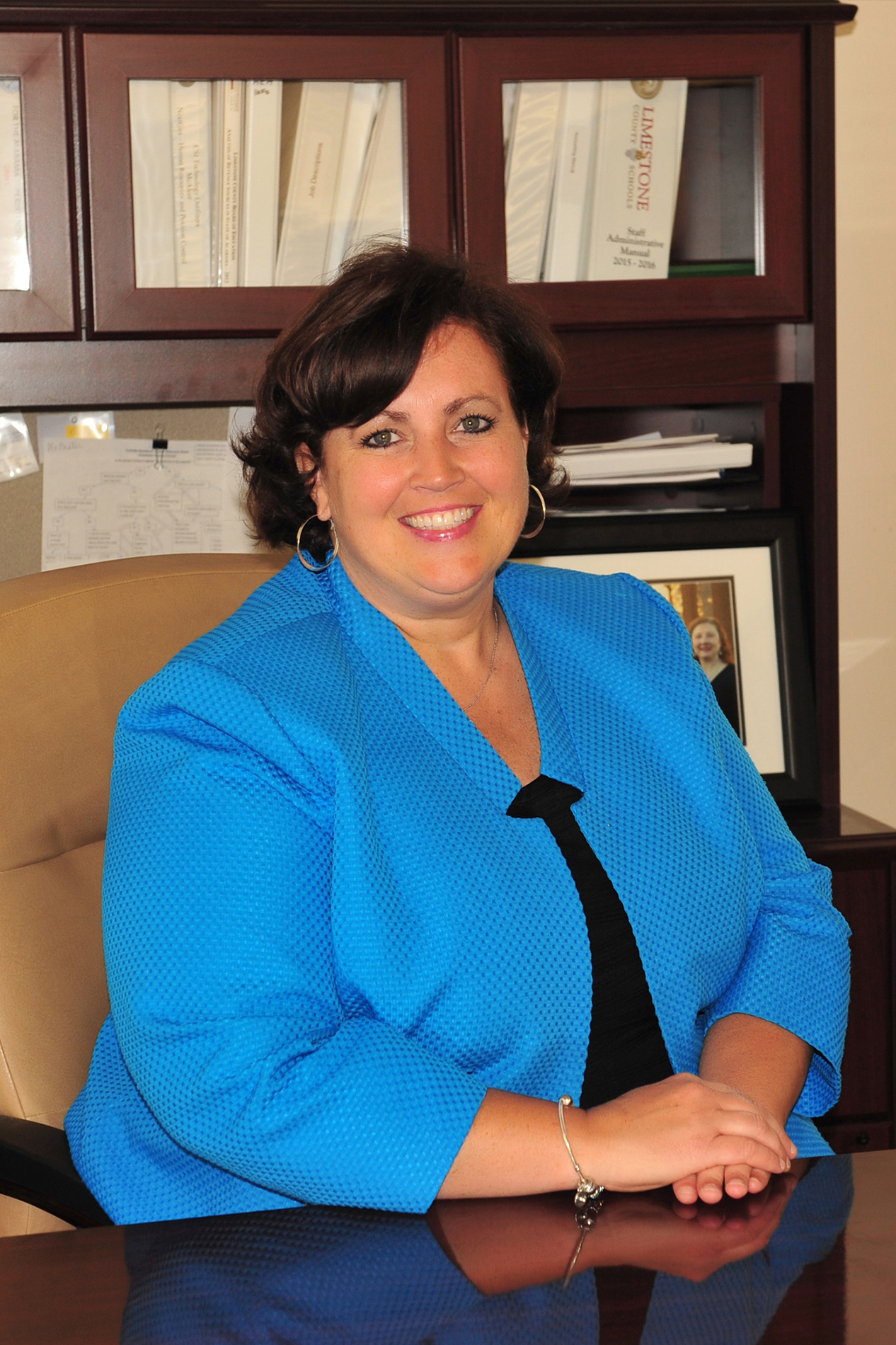 Allison Usery, Director of Federal Programs