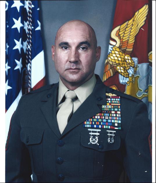 Sergeant Major Herman