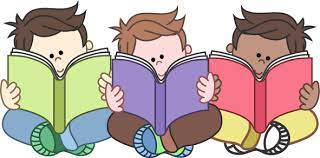 Children Reading Image