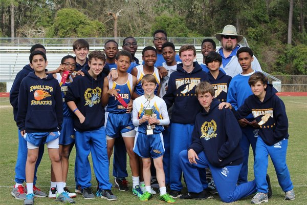Boys Track Team Picture