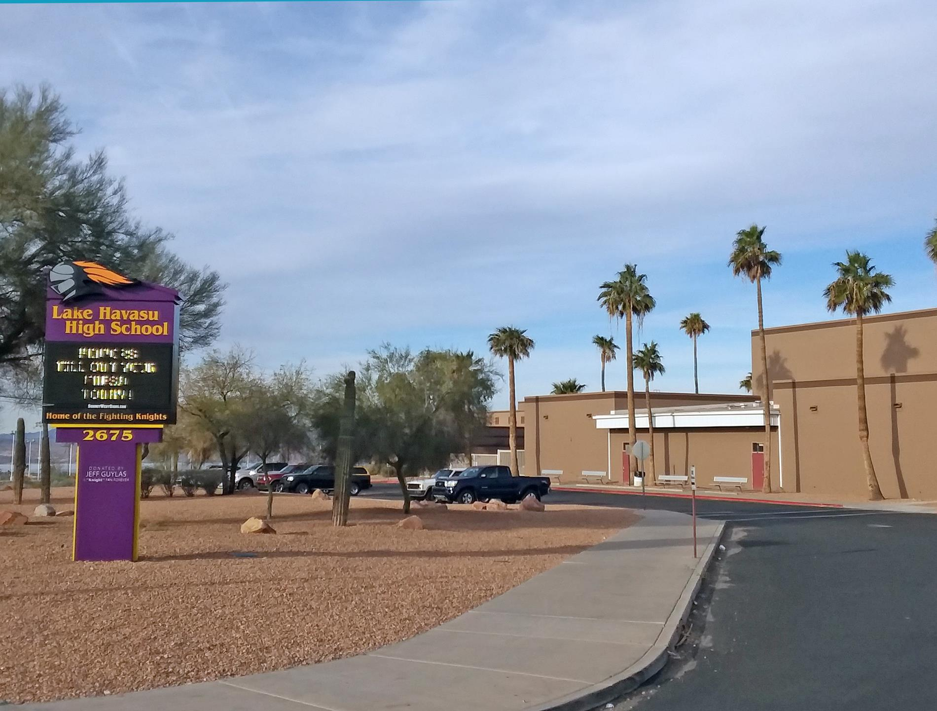 picture of Lake Havasu High School