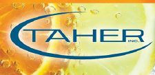 Taher logo