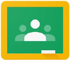 Google Classroom Icon with link