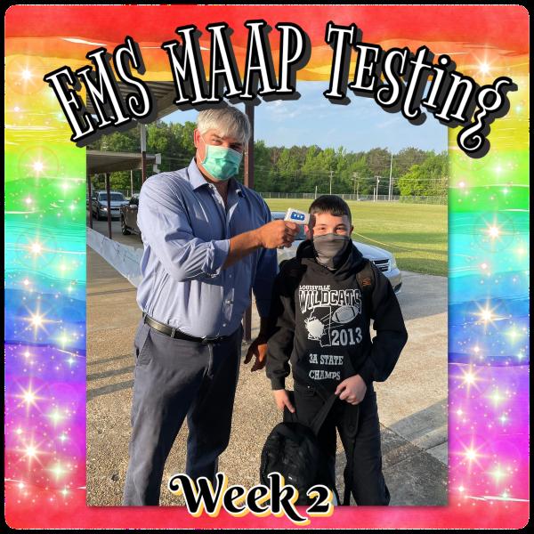 MAAP Meet from LHS