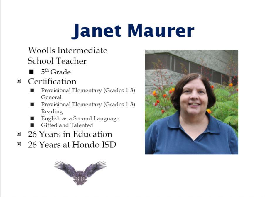 Janet Maurer