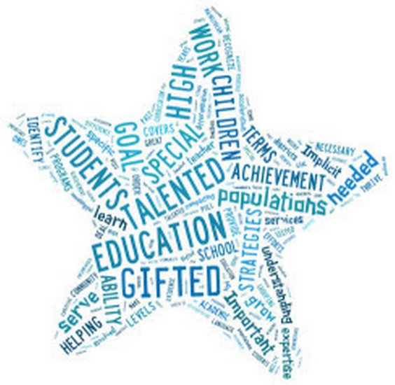 Gifted education star