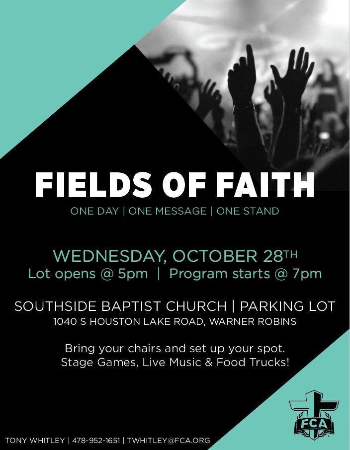 Fields of Faith 2020