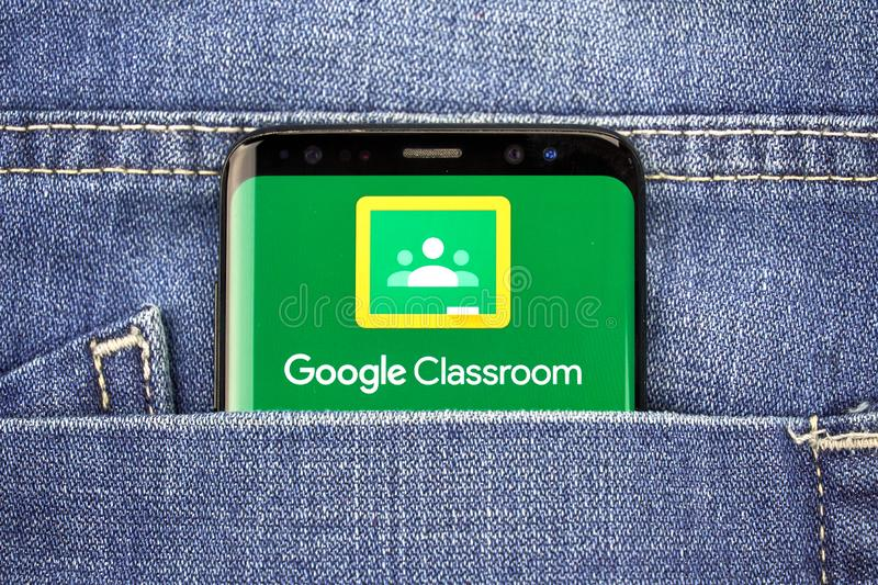 google classroom for parents/families