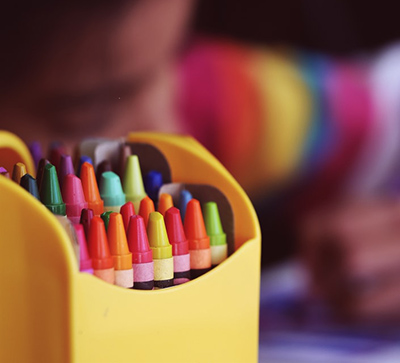 picture of crayon box