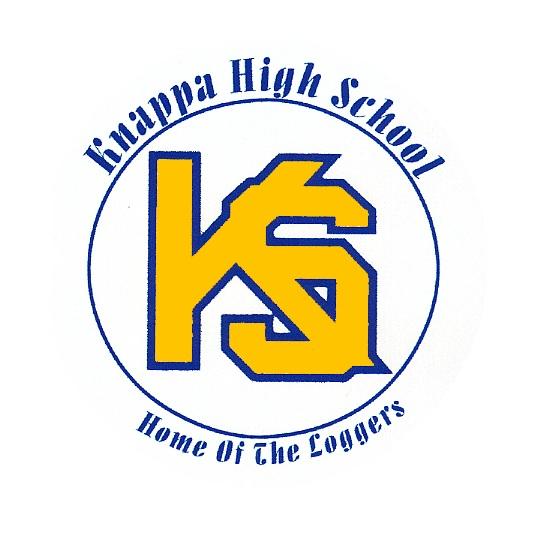 Knapa High School logo