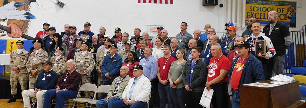 Southern's Veterans