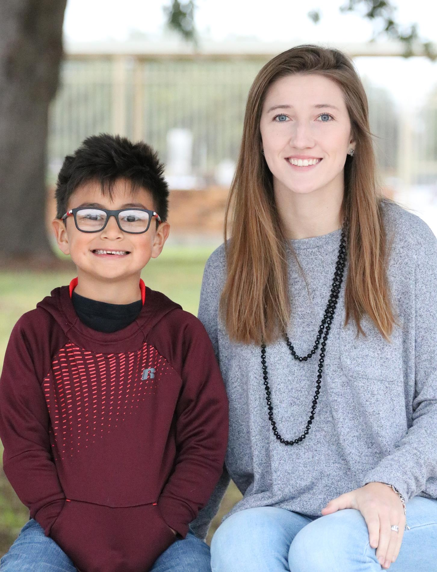 Student and Teacher of the Month