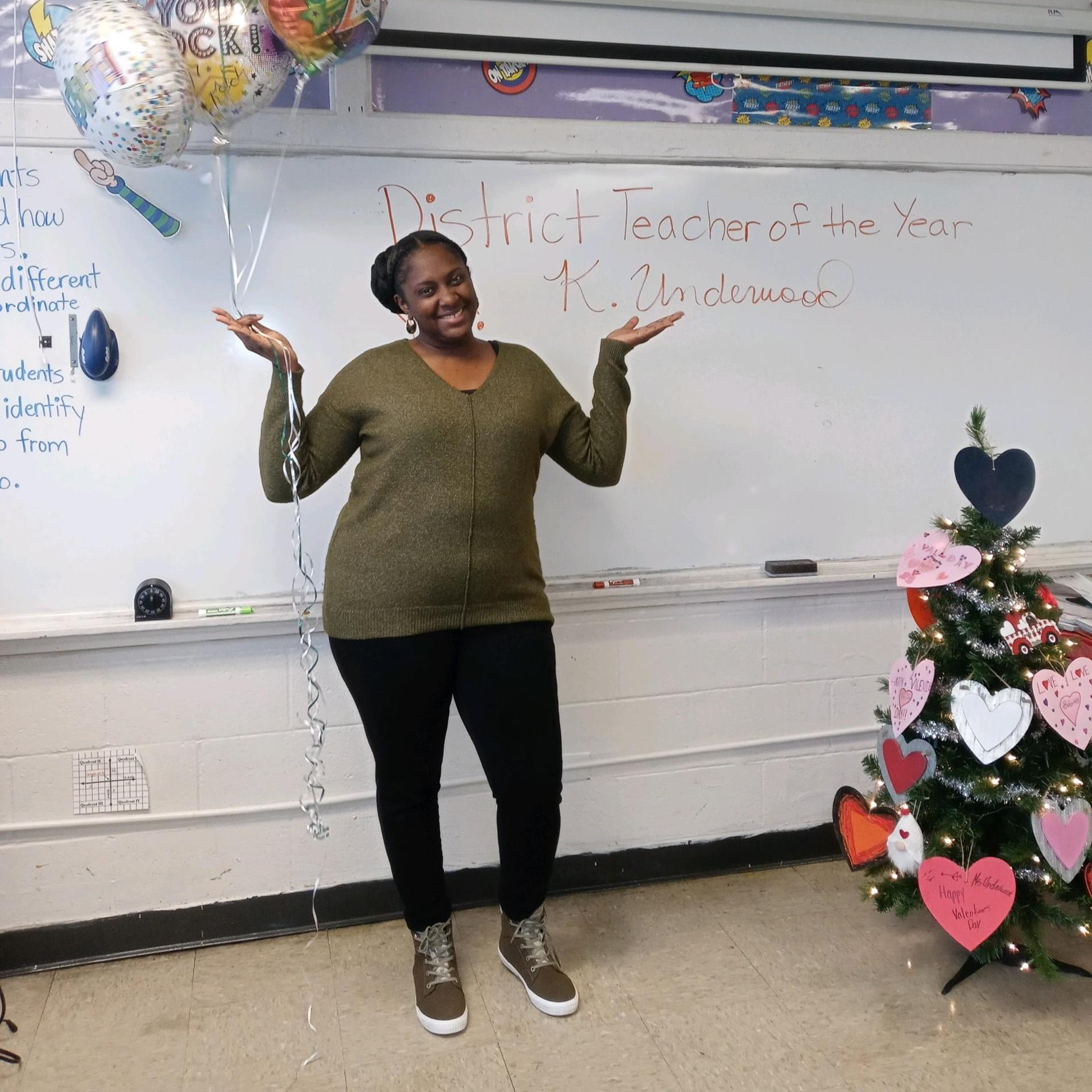 Elementary Teacher of the Year