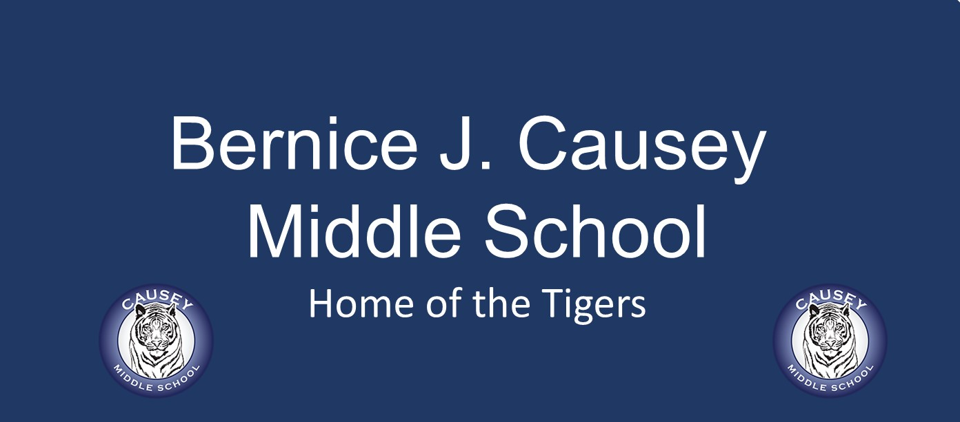Title Page: Causey Tigers