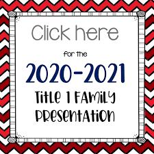 Title 1 Presentation