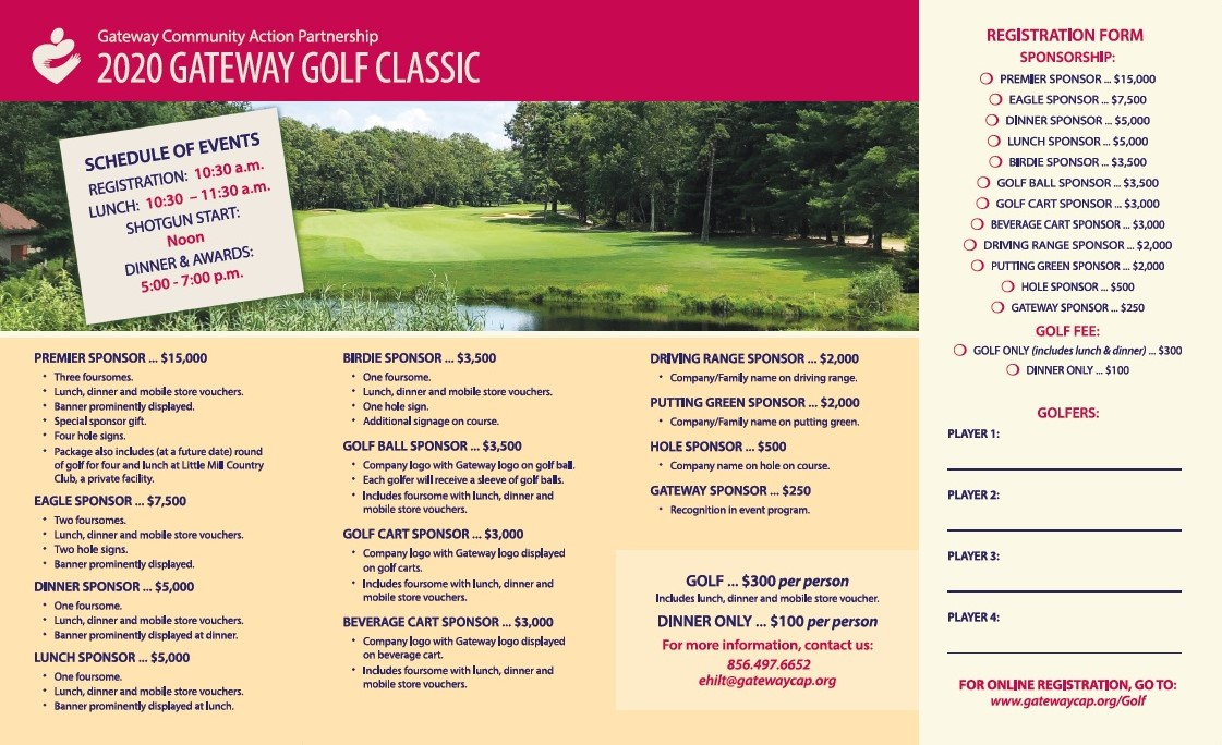 Golf Brochure 2