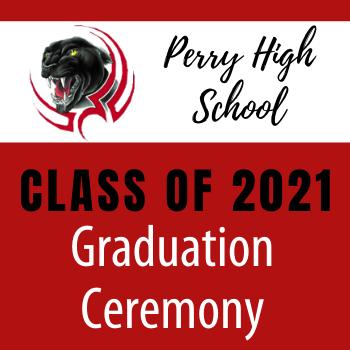 PHS Class of 2021 Graduation