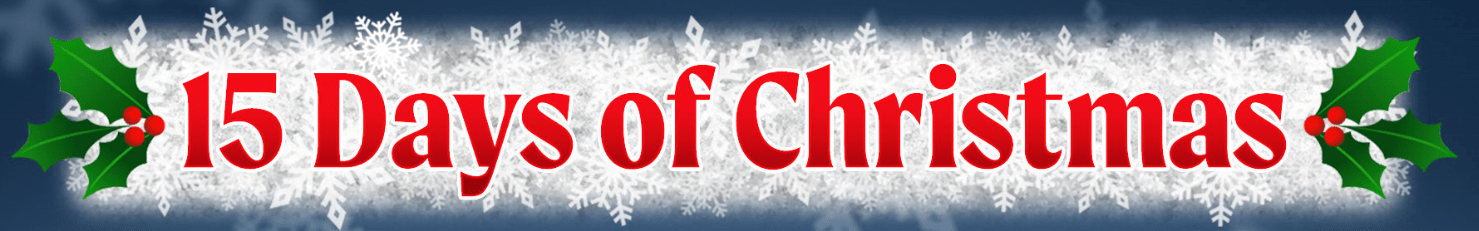 Days of Christmas Clipart