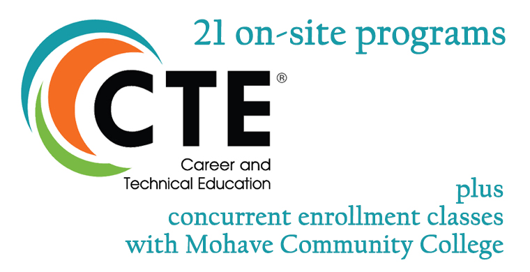 infographic for CTE program