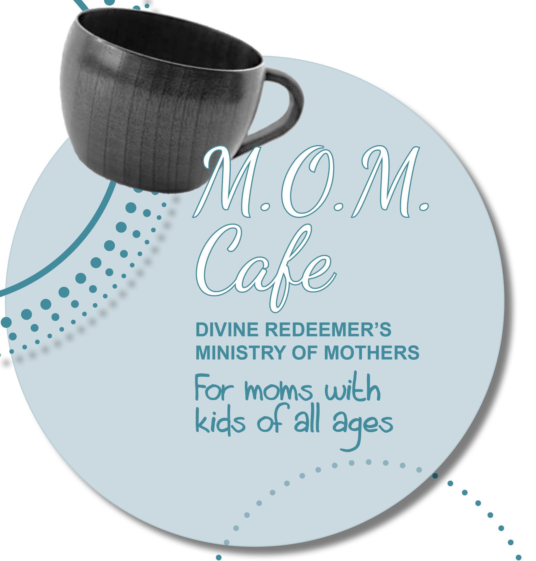 MOM Cafe Logo