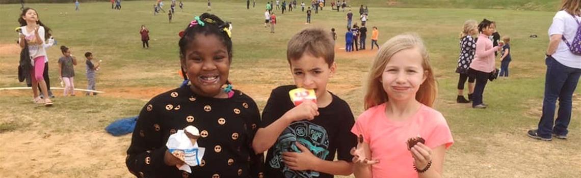 Goshen Elementary Students