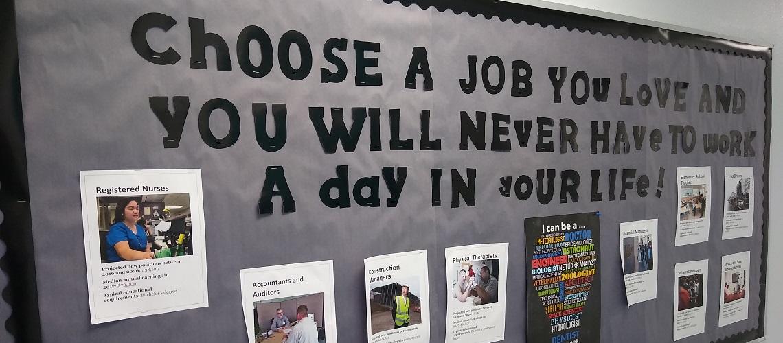 El Paso Academy Career Board
