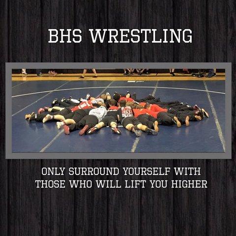 bhs wrestling