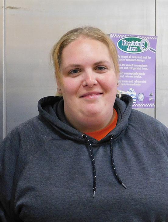 Mrs. D. Gotschall, Food Service