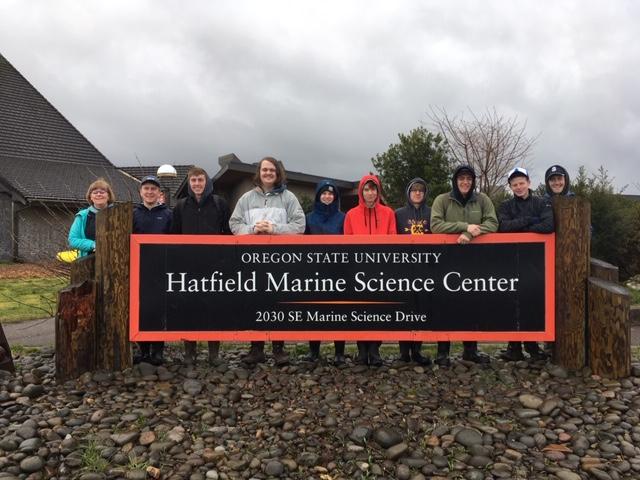 Science Club Field Trip