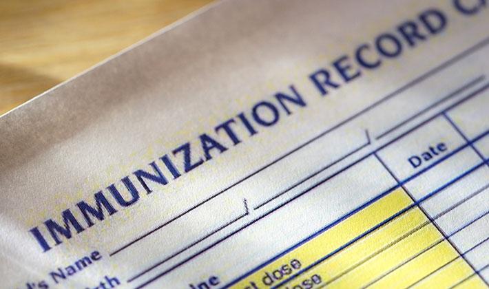 Vaccine Record
