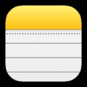 Notes App