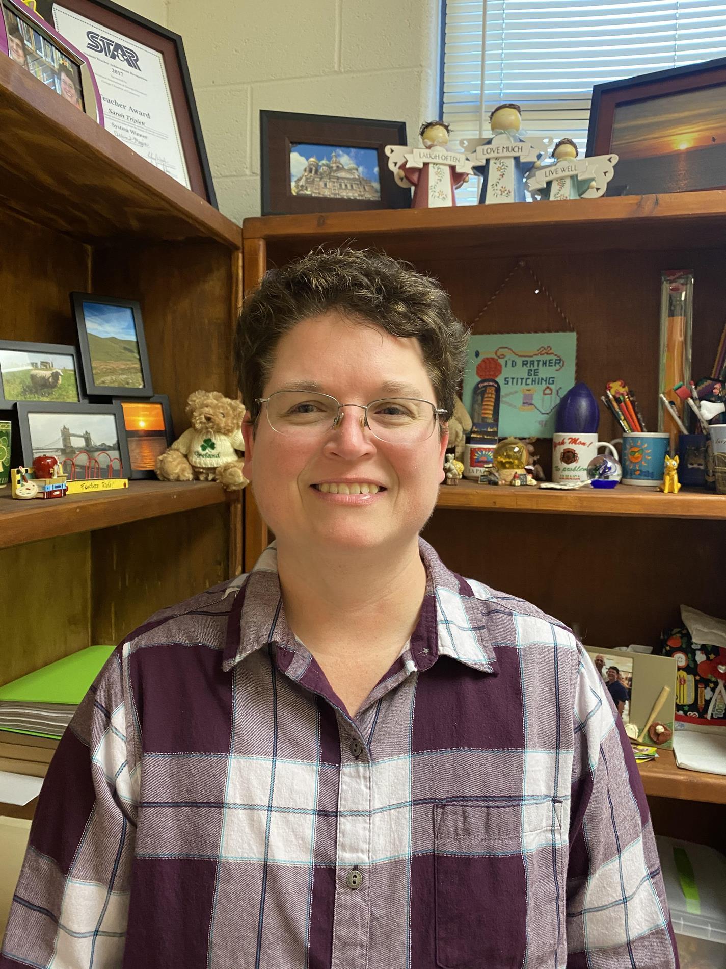 Sarah Triplett-Varsity Coach