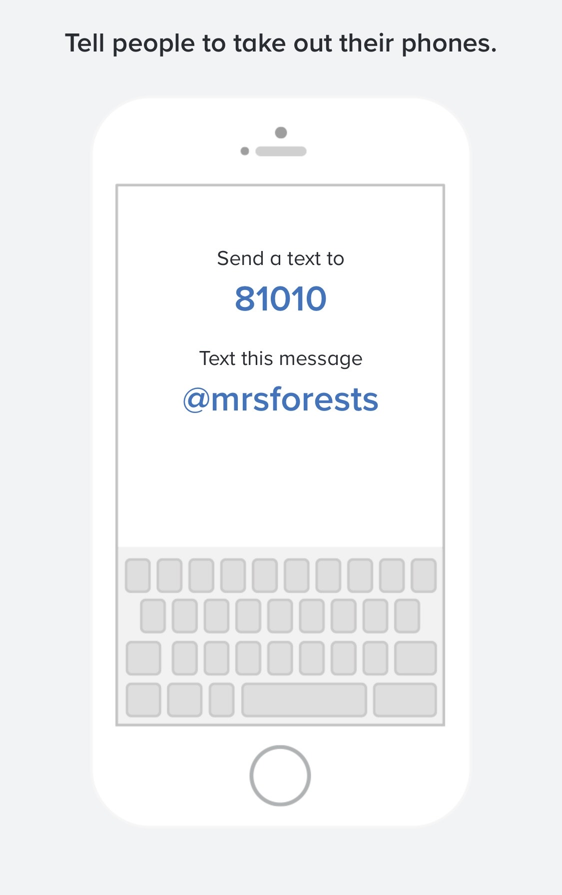 Mrs. Forest's Remind Class