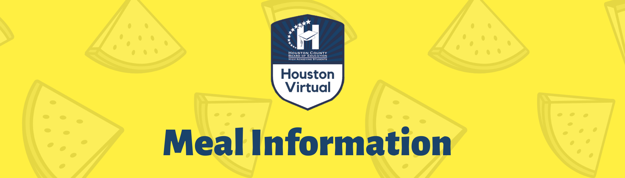 Houston Virtual Meal Information