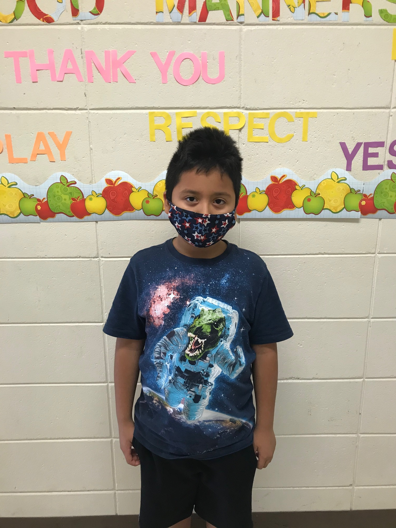 Giovanny Aguilar-Hernandez student of the week