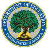 Dept. of Education seal