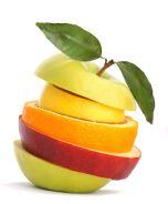 Nutrislice fruit logo