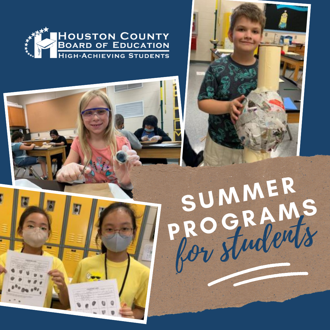 Summer Programs for Students