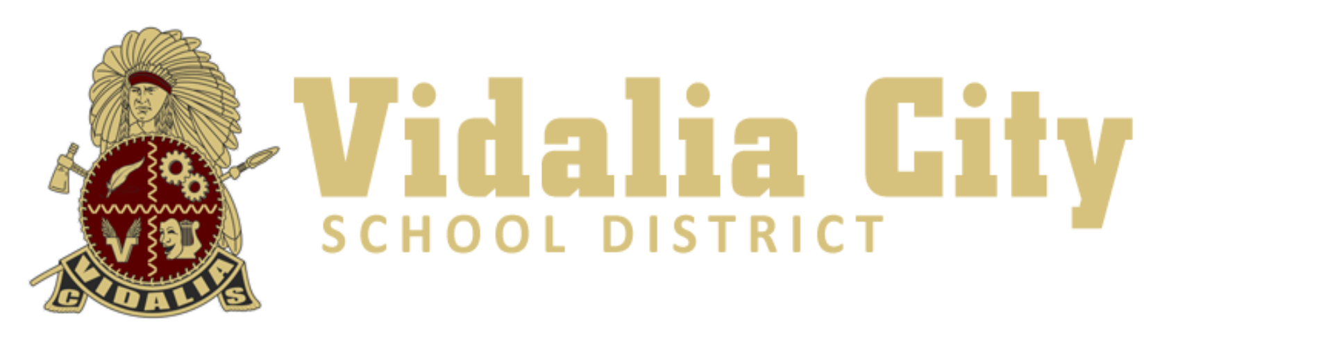 District Logo With Vidalia City Schools