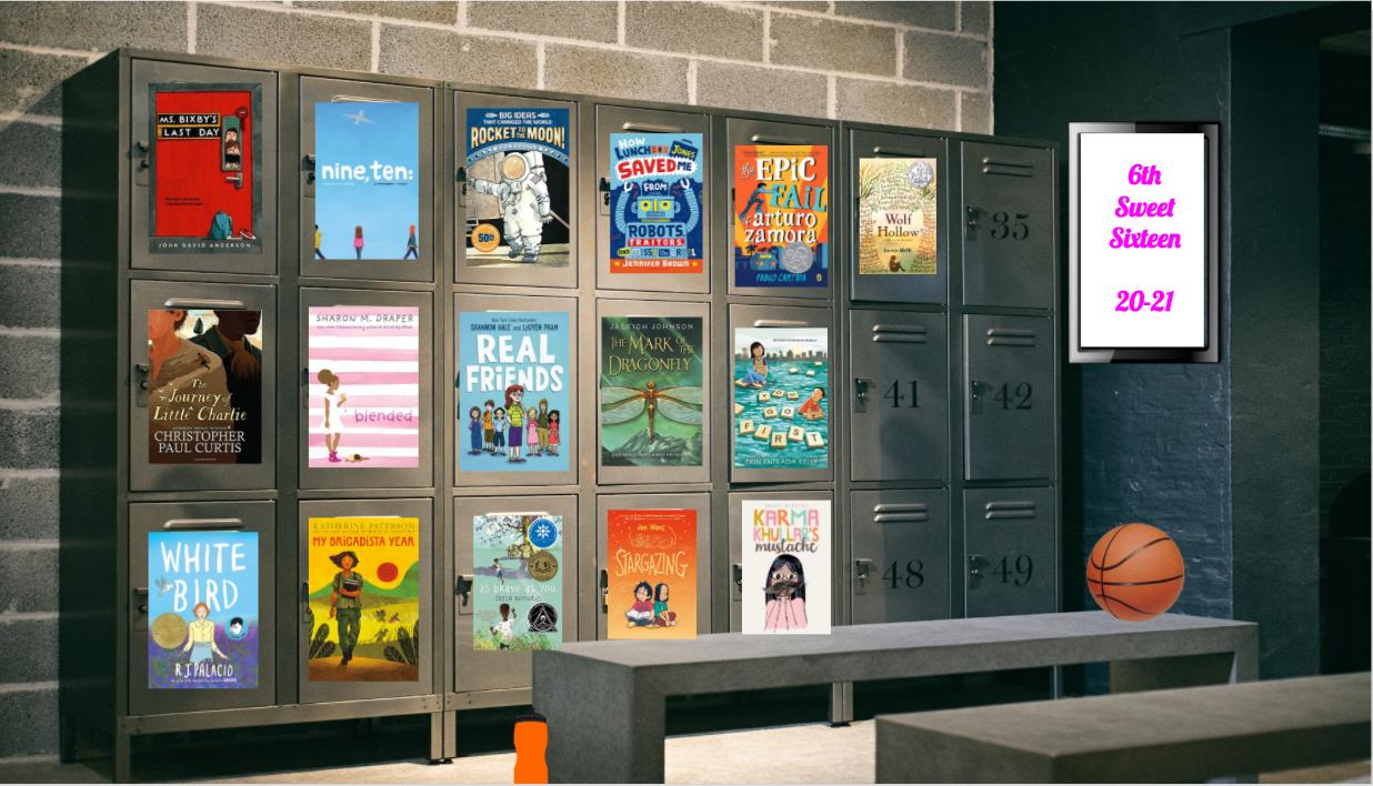 6th Grade Book Trailers