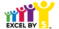 excel by 5 logo